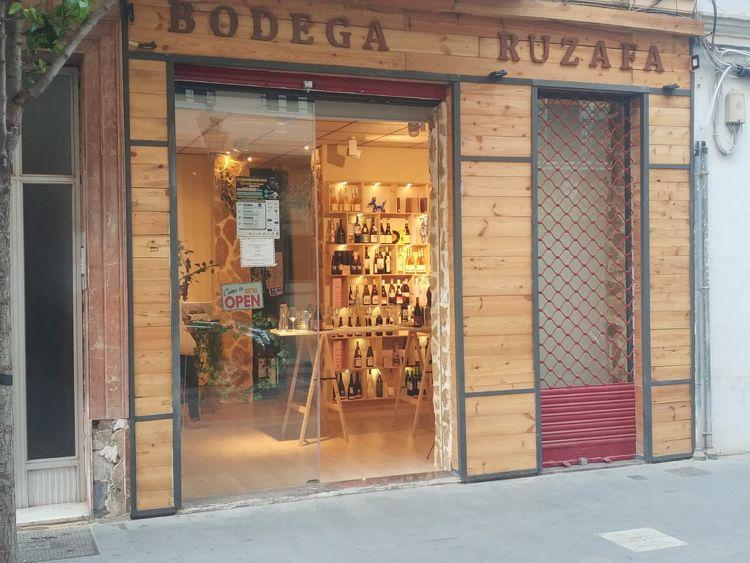 Bodega Ruzafa, Club de Vinos en Valencia