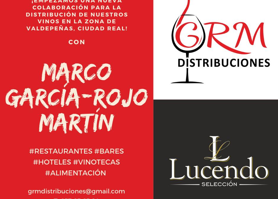 Nueva colaboración con GRM Distribuciones