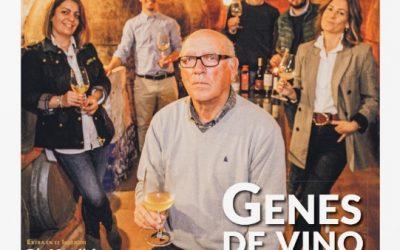 Fantástico reportaje sobre nuestra familia en el Lanza, Diario de La Mancha