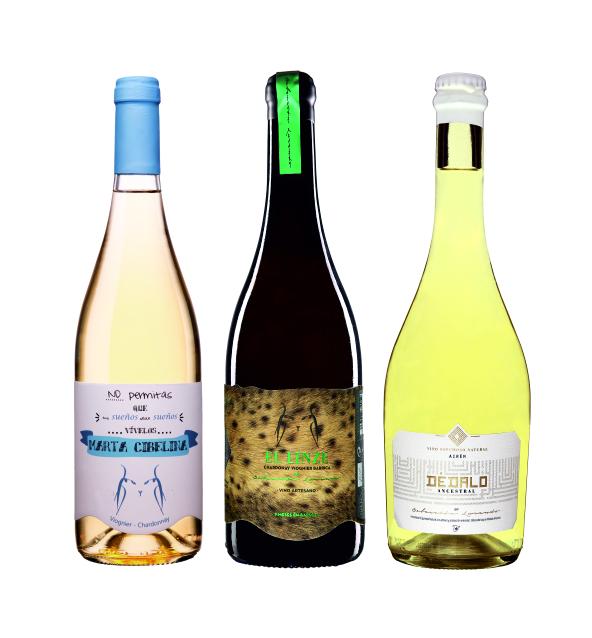 vino blanco selección lucendo